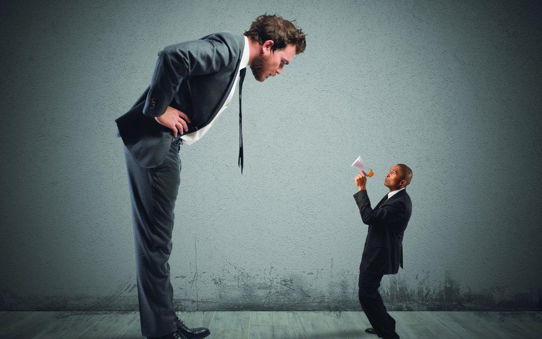 Konflikter blir ikke borte av seg selv – de vokser!